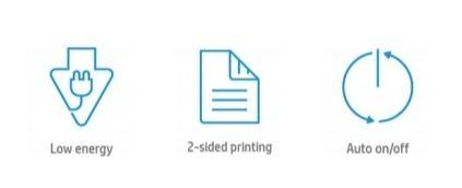 Основные преимущества лазерного принтера HP Color LaserJet Enterprise M553dn