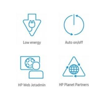 Основные преимущества лазерного принтера HP Color LaserJet Enterprise M552dn