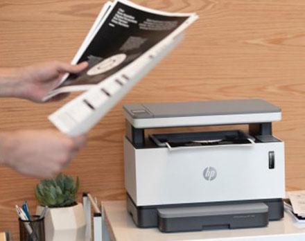 Принтеры HP Neverstop Laser серии 1000