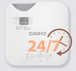 CASIO XJ-UT351WN долговечный и экономичный