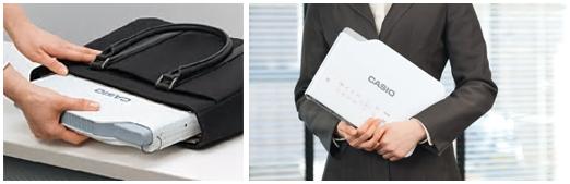 Casio Green Slim XJ-A252 - ультракомпактный проектор