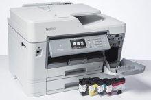 Новая линейка струйных устройств для цветной печати от Brother