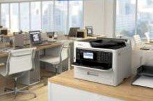 Недорогая цветная печать с принтерами от Epson