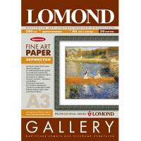 LOMOND 0912332 фотобумага зернистая фактура Grainy А3 (297 х 420 мм) 290 г/м2, 20 листов