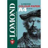"""LOMOND 1004304 бумага офисная цветная """"Светло-голубой"""" А4, 160 г/м2, 250 листов"""
