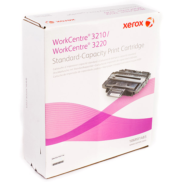 XEROX 106R01485 принт-картридж  WorkCentre 3210, 3220 (2000 стр)