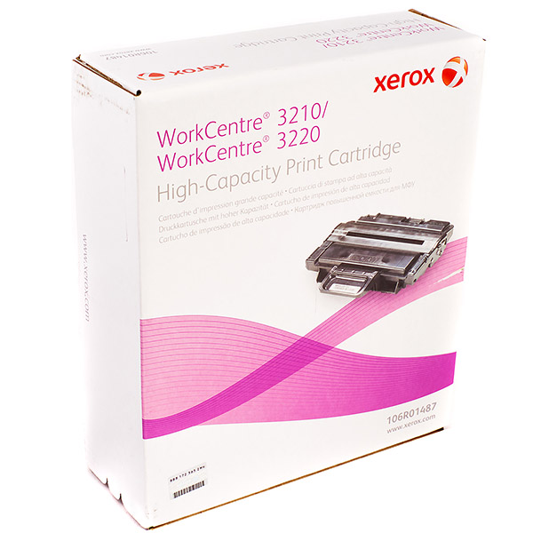 XEROX 106R01487 принт-картридж  WorkCentre 3210, 3220 (4100 стр)
