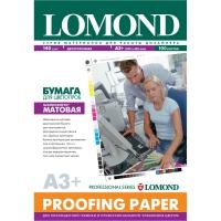 LOMOND 1411220 бумага шелковисто-матовая двухсторонняя для цветопроб А3+(329 х 483) 140 г/м2, 100 листов
