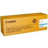 CANON C-EXV21C фотобарабан голубой для iR C2550, C2380i, C2880, C2880i, C3080, C3080i, C3380, C3380i, C3480, C3480i, C3580, C3580i