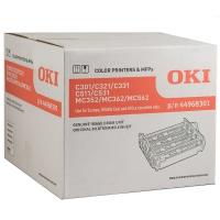 OKI C301, C321, C331, C511, C531, MC332, MC342, MC352, MC362, MC562 фотобарабан (30 000 стр)