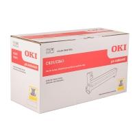 OKI C822, C831, C831 DM, C841 фотобарабан Yellow (жёлтый, 30 000 стр)