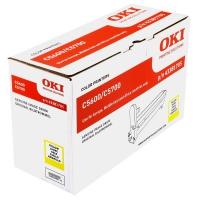 OKI C5600, C5700 фотобарабан Yellow (жёлтый, 20 000 стр)