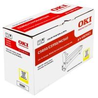 OKI C5850, C5950, MC560 фотобарабан Yellow (жёлтый, 20 000 стр)
