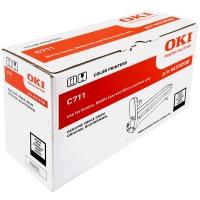 OKI C711, C711 DM фотобарабан Black (чёрный, 20 000 стр)