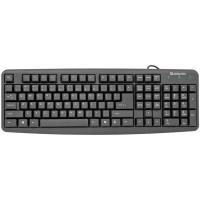 DEFENDER Element HB-520 (45522) клавиатура проводная, черная, USB