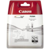 CANON CLI-521 BK картридж чёрный
