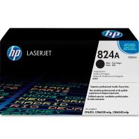 HP 824A, CB384A фотобарабан чёрный для CLJ CP6015, CM6030, CM6040 (35 000 стр)