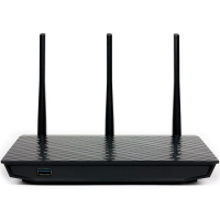 ASUS RT-N18U беспроводной маршрутизатор 802.11n, 600Mbps, USB 3.0, Printer/FTP, GigaLan