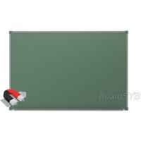Доска магнитно-меловая BoardSYS 1 элементная 100 х 600 см, металлический профиль