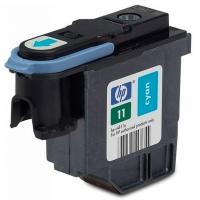 HP 11, C4811A картридж голубая печатающая головка
