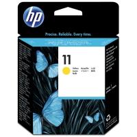 HP 11, C4813A печатающая головка жёлтая
