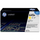 HP 645A, C9732A картридж жёлтый для Color LaserJet 5500, 5550 (12 000 стр)