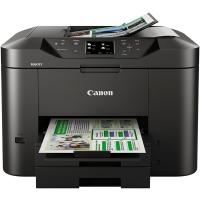 CANON MAXIFY MB2340 МФУ струйное А4, 600 х 1200 dpi, 23 стр/мин черно-белой и 15 стр/мин цветной печати
