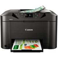 CANON MAXIFY MB5040 МФУ струйное А4, 600 х 1200 dpi, 23 стр/мин черно-белой и 15 стр/мин цветной печати
