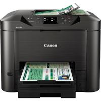 CANON MAXIFY MB5340 МФУ струйное А4, 600 х 1200 dpi, 23 стр/мин черно-белой и 15 стр/мин цветной печати