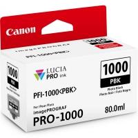 CANON PFI-1000PBK картридж фото черный