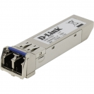 D-LINK DEM-310GT трансивер, 1-port mini-GBIC, 1000Base-LX, SMF, WDM, SFP