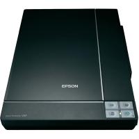 EPSON Perfection V37 сканер планшетный А4, (216 х 297) 4800 x 9600 dpi, B11B207303