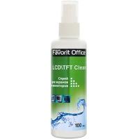 "FAVORIT OFFICE ""LCD/TFT Clean"" очиститель LCD- мониторов, ноутбуков 100 мл, F100260/F740024"