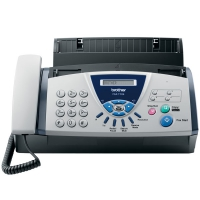 BROTHER FAX-T104 факс с термопереносом, модем со скоростью 9,6 Кбит/сек