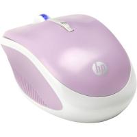 HP X3300 Sparkling (H4N95AA) мышь беспроводная оптическая, розовая, USB