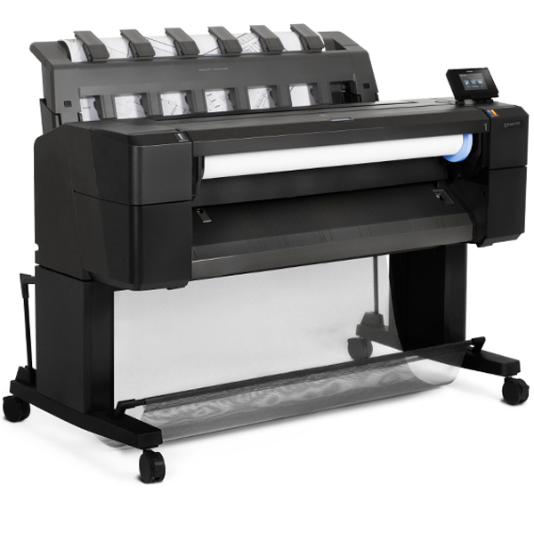 HP Designjet T920 (CR355A) плоттер