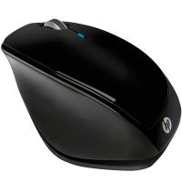 HP X4500 (H2W26AA) мышь беспроводная оптическая, черный металлик, USB