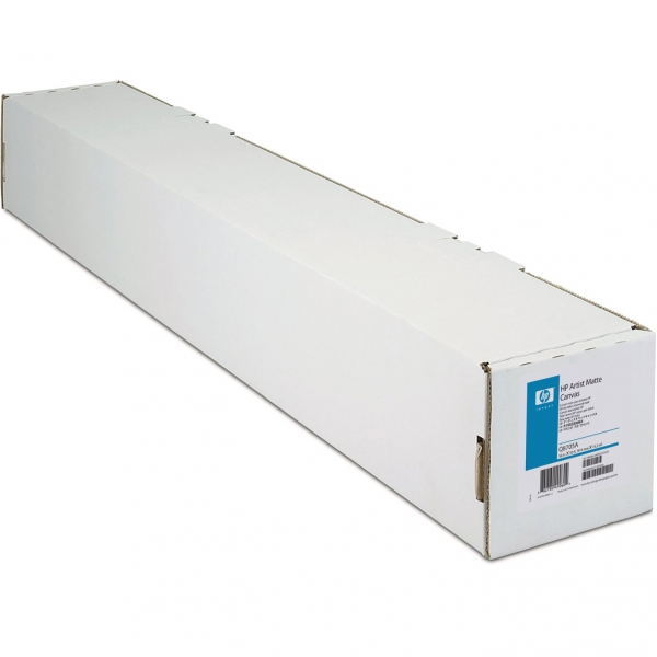 "HP Artist Matte Canvas (Q8705A) холст 36"" (914 мм) 380 г/м2, 15,2 метра"