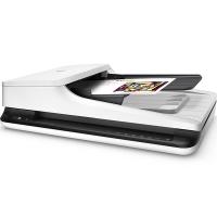 HP ScanJet Pro 2500 f1 сканер планшетный А4, 1200dpi, 20стр/мин, L2747A