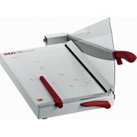 IDEAL ID1046 сабельный резак, автоматический прижим, длина реза 460 мм, 30 листов