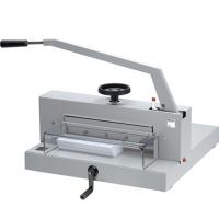 IDEAL ID4705 гильотинный резак, механический прижим, длмна реза, 475 мм, 700 листов