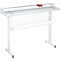 IDEAL 0105 роликовый резак, автоматический прижим, длина реза 1050 мм, 8 листов