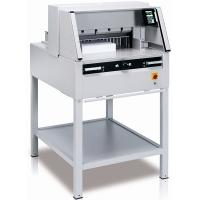 IDEAL 4860 резак гильотинный, электрический прижим, длинав реза 475 мм, 800 листов