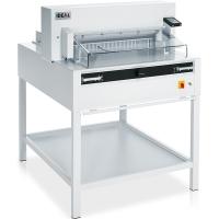IDEAL 6655 резак гильотинный, электрический прижим, длина реза 650 мм, 80 листов