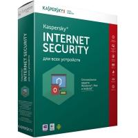 Антивирус Kaspersky Internet Security Multi-Device Russian Edition, 3-Device, 1 year, Base Box, (KL1941RBCFS)