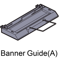KYOCERA Banner Guide (A) - лоток для баннерной бумаги