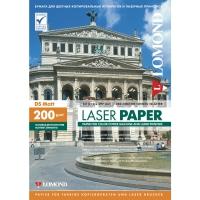 LOMOND 0300341 бумага матовая двухсторонняя для лазерной печати А4, 200 г/м2, 250 листов