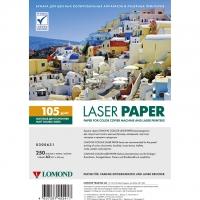 LOMOND 0300631 бумага матовая двухсторонняя для лазерной печати А3 (420 x 297) 105 г/м2, 250 листов