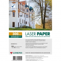 LOMOND 0300731 бумага матовая двухсторонняя для лазерной печати А3 (420 х 297 мм) 300 г/м2, 150 листов