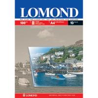 LOMOND 0710421 плёнка мультиуниверсальная А4, 100 мкм, 10 листов